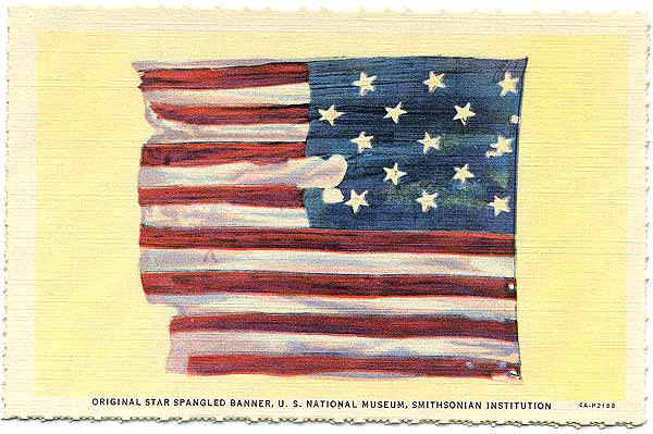 Smithsonian The Original Star Spangled Banner